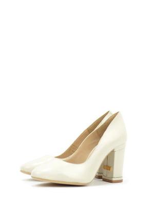 Туфлі бежевого кольору | 5694308