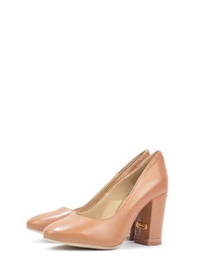 Туфлі рудого кольору | 5694309