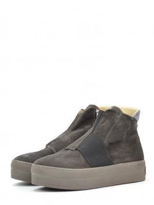 Ботинки коричневого цвета | 5694324