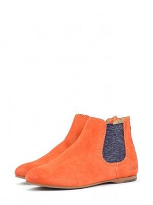 Челси сине-морковного цвета | 5694334