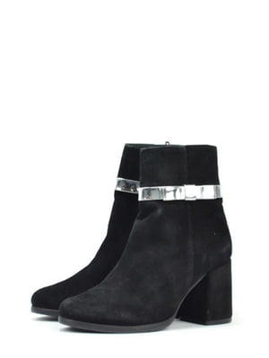 Ботинки черные | 5694338
