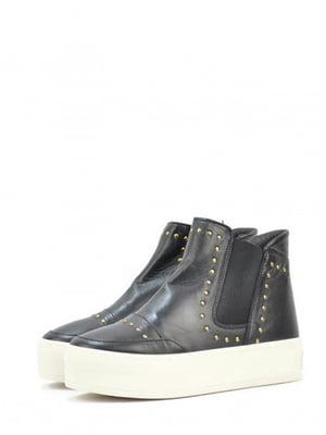 Ботинки черные | 5694371