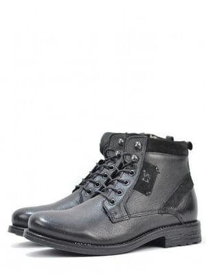 Ботинки черные | 5694486