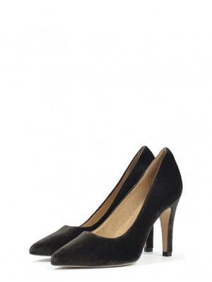Туфлі темно-коричневого кольору | 5694179