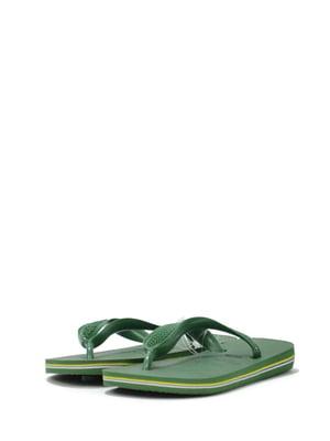 Вьетнамки зеленого цвета | 5694213