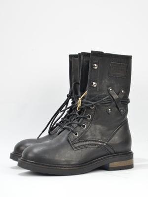 Черевики чорні | 5694231