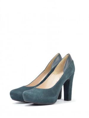 Туфли бледно-зеленого цвета | 5694422