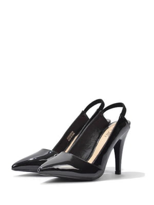 Туфлі чорні | 5694429