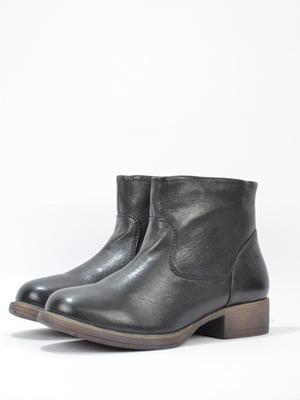 Ботинки темно-коричневого цвета | 5694433