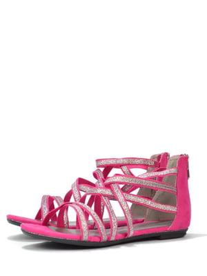 Сандалі рожевого кольору   5694492
