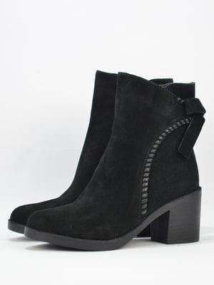 Ботинки черные | 5694511