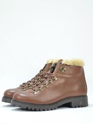 Ботинки коричневого цвета | 5694512