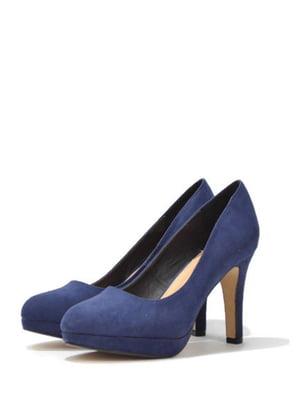 Туфлі сині | 5694519