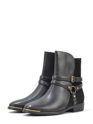 Ботинки черные | 5694542