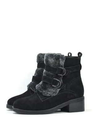 Ботинки черные | 5694546
