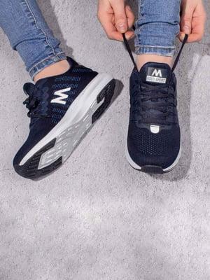 Кросівки сині | 5642996