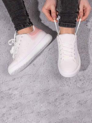 Кроссовки белые   5643007