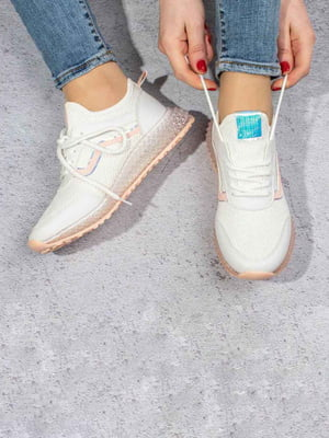 Кроссовки белые   5643008