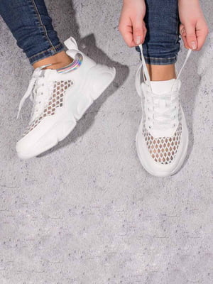 Кросівки білі | 5643069