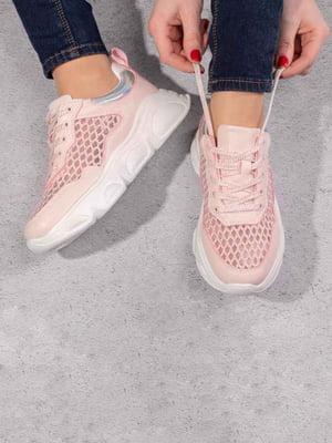 Кросівки рожеві | 5643081