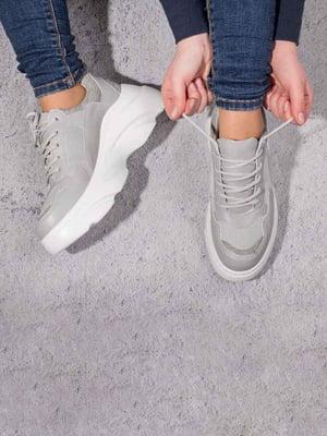 Кросівки сірі   5643098