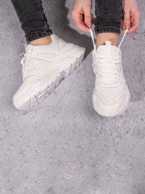 Кроссовки белые | 5643130