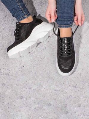 Кросівки чорні | 5643139