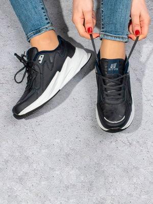 Кросівки темно-сині | 5643276