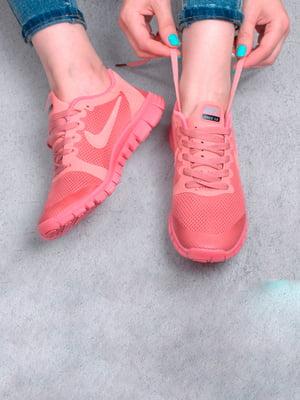 Кросівки рожеві | 5643283