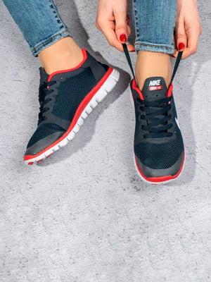 Кросівки темно-сині | 5643285