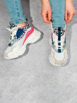 Кросівки комбіновані | 5643318