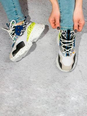 Кросівки комбіновані | 5643319