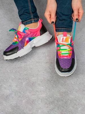 Кросівки різнокольорові | 5643350