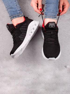 Кросівки чорні | 5643543