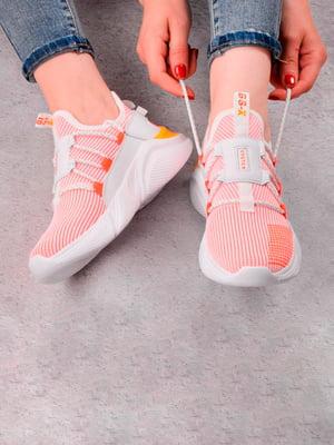 Кросівки рожеві | 5643573