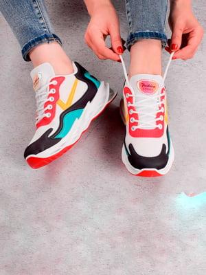 Кросівки різнокольорові | 5643583