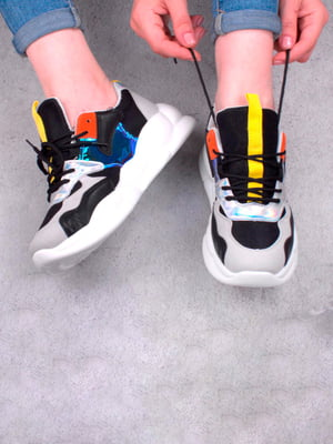 Кросівки різнокольорові | 5643731