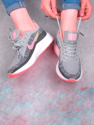Кросівки сірі | 5643740