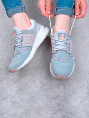 Кросівки сірі | 5643766