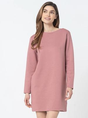 Платье цвета пудры | 5687666