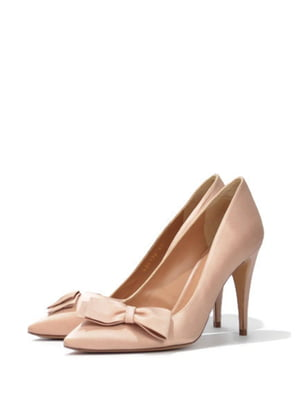 Туфли бежевого цвета | 5694520