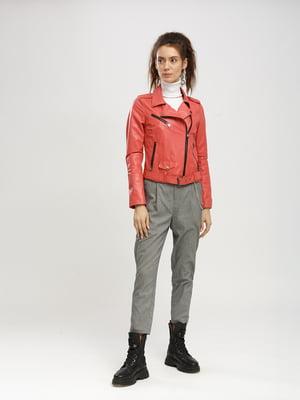 Куртка коралового кольору | 5695077