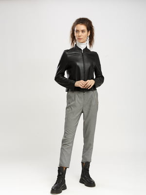 Куртка чорна | 5695089