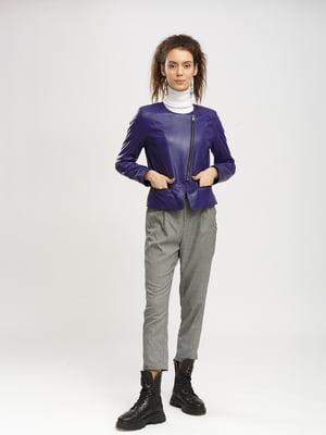 Куртка фіолетова | 5695108