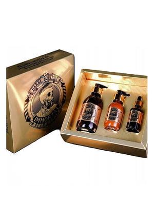 Набор подарочный: шампунь, масло и крем | 5695702