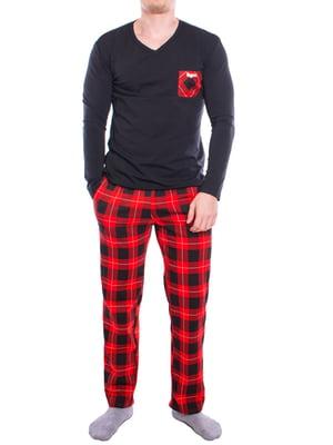 Комплект: лонгслив и брюки | 5694641