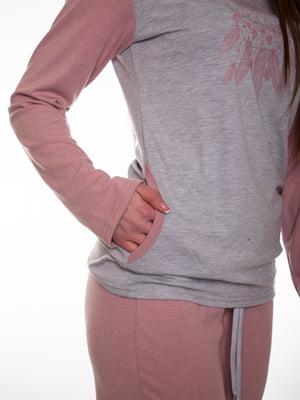 Комплект: лонгслів і штани | 5694642