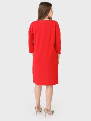 Сукня червоного кольору | 5683927