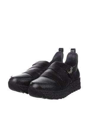 Кроссовки черные   5284849