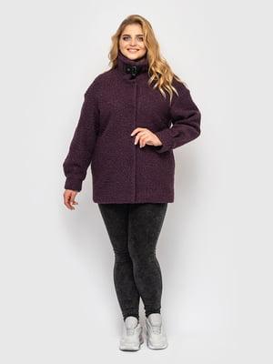 Куртка фіолетова | 5693671